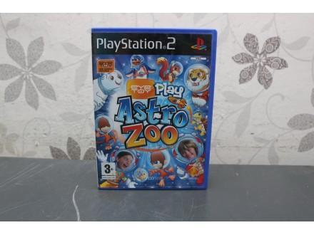 Igra za PS2 - Astro zoo