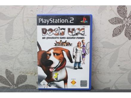 Igra za PS2 - Dogs Life