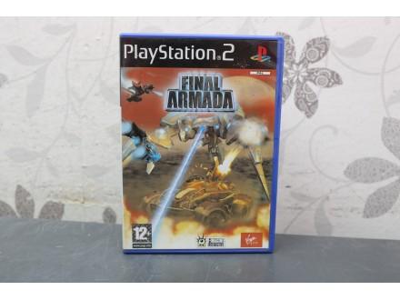 Igra za PS2 - Final Armada