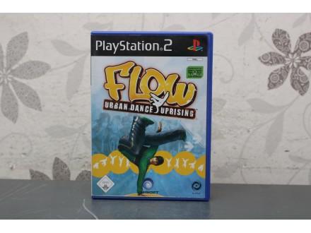 Igra za PS2  - Flow Urban Dance Uprising