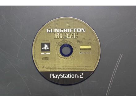 Igra za PS2  - GungRiffon Blaze Bez omota