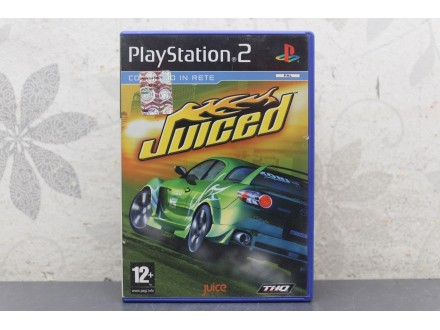 Igra za PS2 - Juiced