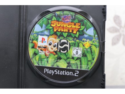 Igra za PS2 - Jungle Party Bez omota