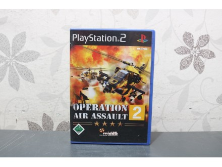 Igra za PS2 - Operation Air Assault 2