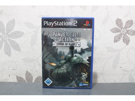 Igra za PS2 - Panzer Elite