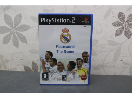 Igra za PS2 - Real Madrid