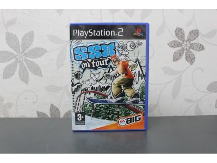 Igra za PS2  - SSX on Tour