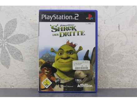 Igra za PS2 - Shrek