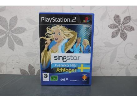 Igra za PS2 - Sing Star Sweden