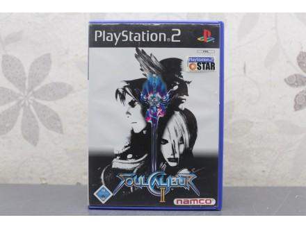 Igra za PS2 - Soulcalibur II