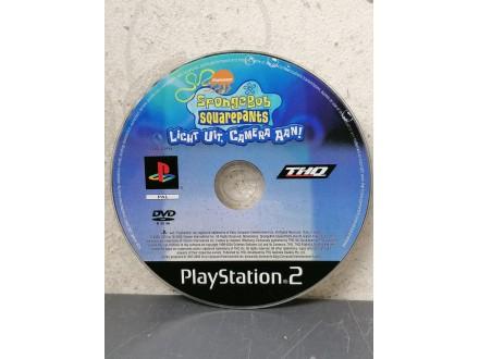 Igra za PS2 - SpongeBob 1 Bez omota