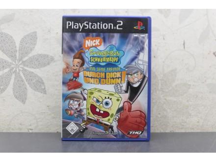 Igra za PS2 - SpongeBob SquarePants