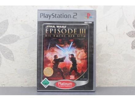 Igra za PS2 - Star Wars Episode III