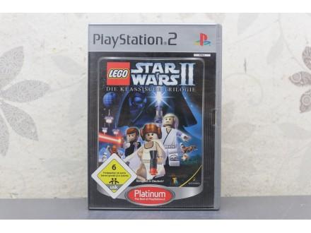 Igra za PS2 - Star Wars II Lego