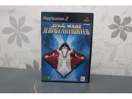 Igra za PS2 - Star Wars Jedi Starfighter