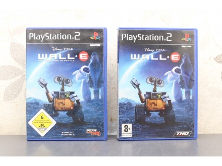 Igra za PS2 - Wall E