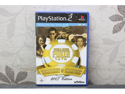 Igra za PS2 - World Series of Poker