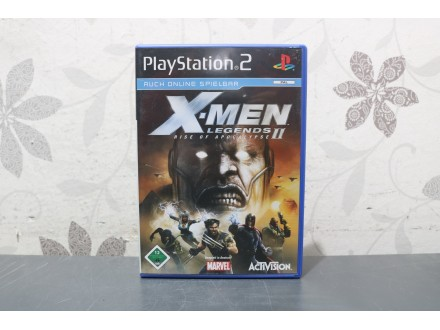 Igra za PS2 - X-Men Legends 2