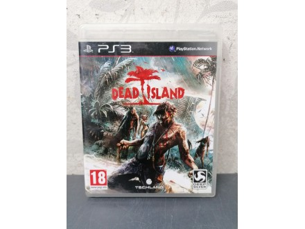 Igra za PS3 - Dead Island
