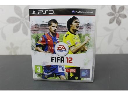 Igra za PS3 - FIFA 12