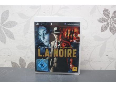Igra za PS3 -  L.A Noire