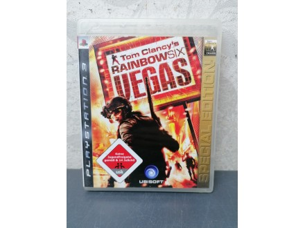 Igra za PS3 - Rainbow Six Vegas
