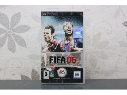 Igra za PSP Fifa 06