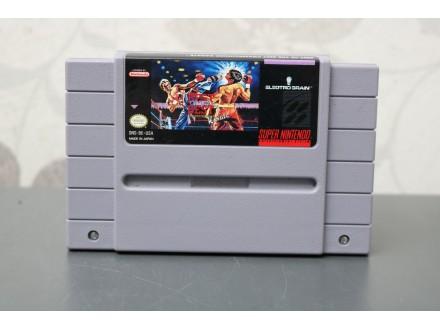 Igra za Super Nintendo (SNES) - Championship Karate