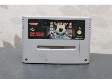 Igra za Super Nintendo (SNES) -  World Class Soccer