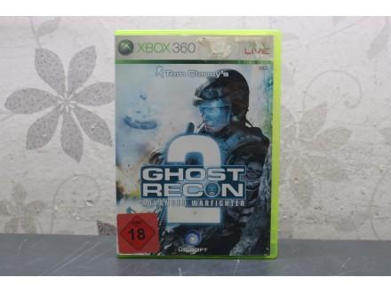 Igra za Xbox 360 - Ghost recon advanced warfighter 2
