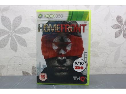 Igra za Xbox 360 - Homefront