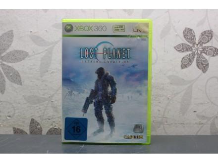 Igra za Xbox 360 - Lost Planet Extreme Condition