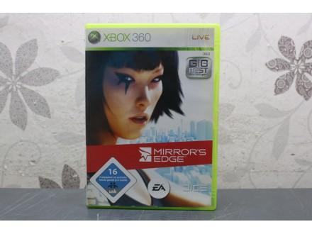 Igra za Xbox 360 - Miror`s Edge