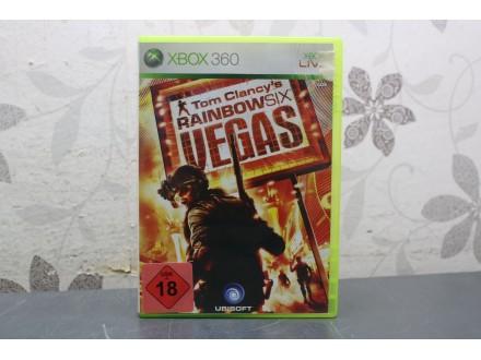 Igra za Xbox 360 - Rainbow Six Vegas