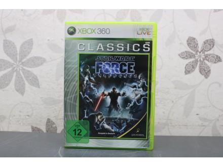 Igra za Xbox 360 - Star Wars Force Unleashed