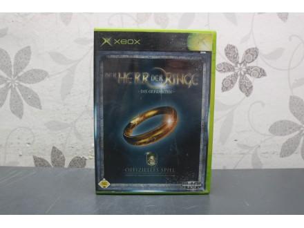 Igra za Xbox Classic - Derr Herr Derr Ringe