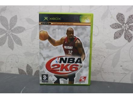 Igra za Xbox Classic - NBA 2k6