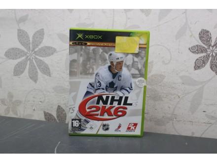 Igra za Xbox Classic - NHL 2k6