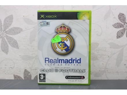 Igra za Xbox Classic - Real Madrid 03-04