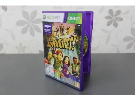 Igra za Xbox - Kinect Adventures