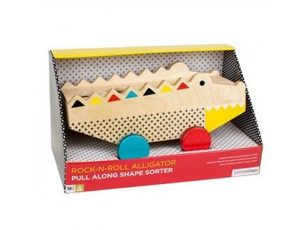 Igračka - Alligator