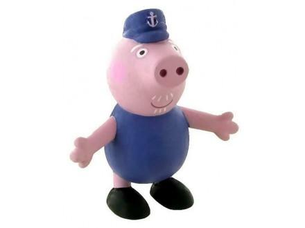 Igračka - Peppa Pig Friends, Pig Grandfather