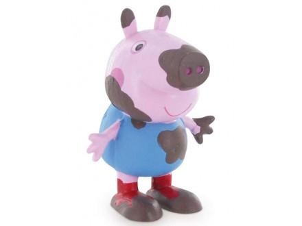 Igračka - Peppa Pig, George on the mud