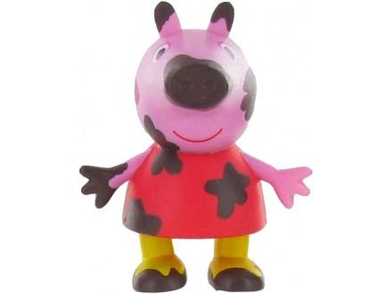 Igračka - Peppa Pig, Peppa Pig on the mud