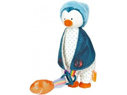 Igračka - Soother Penguin Kuckuck