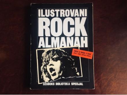 Ilustrovani Rock Almanah - Dzuboks Biblioteka Specijal