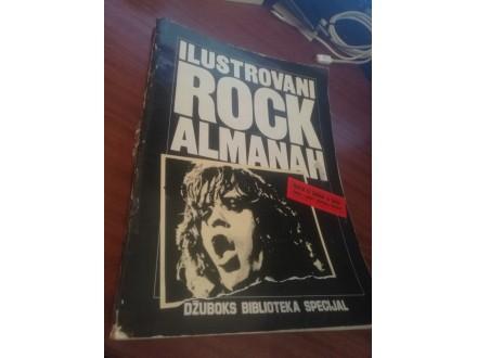 Ilustrovani rock almanah džuboks biblioteka specijal