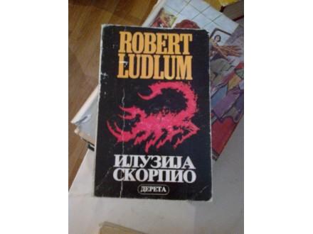 Iluzija Skorpio - Robert Ludlum
