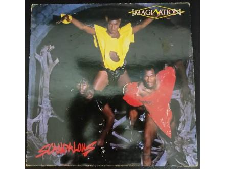 Imagination - Scandalous LP (UK,1983)