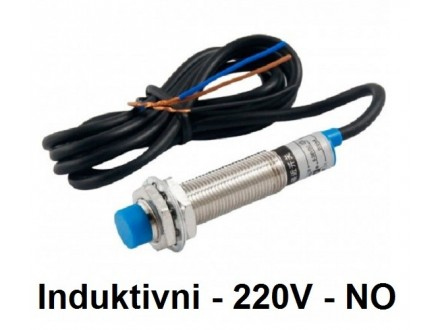 Induktivni senzor - LM12 - 4mm - AC - 250VAC - NO